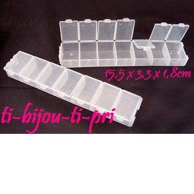 Emballage (sachets, boîtes et étiquettes)